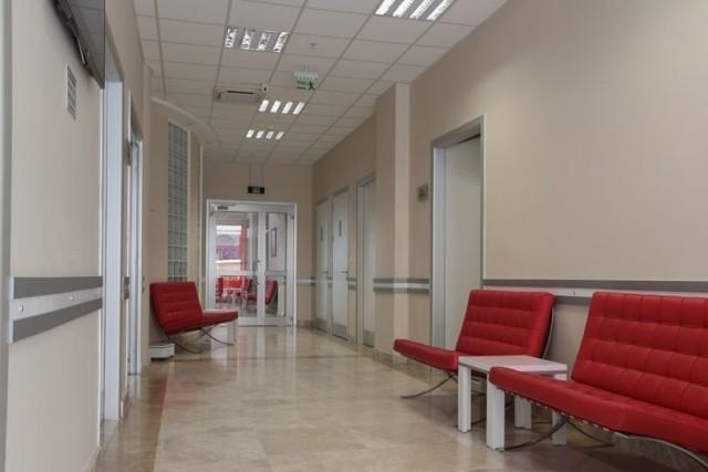 kaş tıp merkezi bekleme alanı
