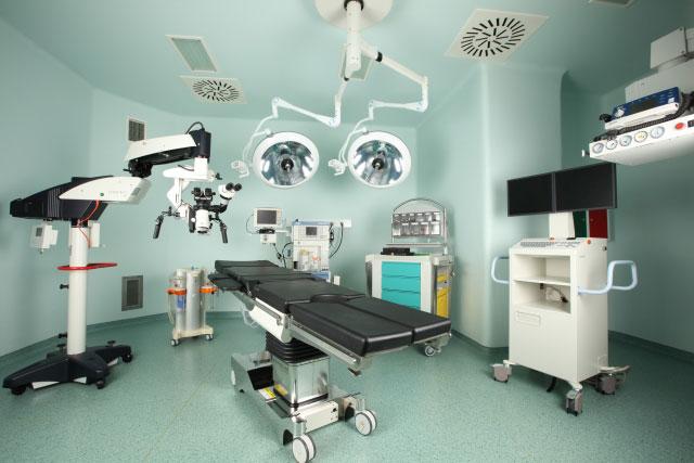 ameliyathane odası
