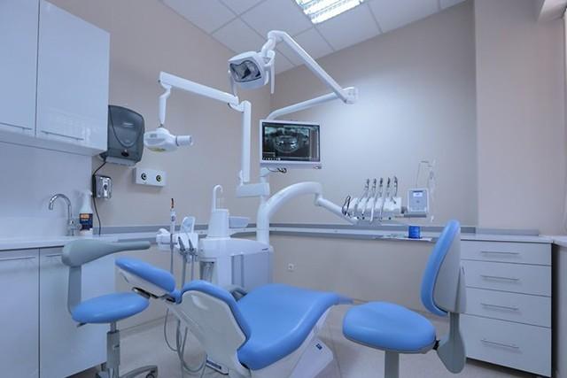ağız ve diş sağlığı odası
