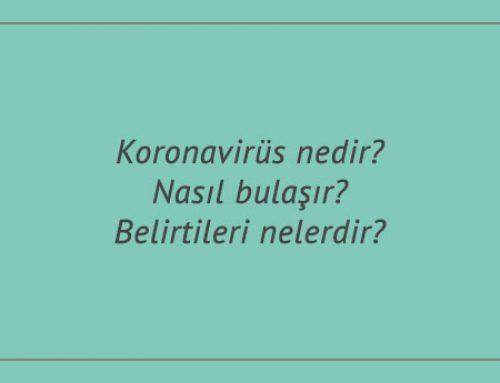 Koronavirüs nedir? Nasıl bulaşır? Belirtileri nelerdir?
